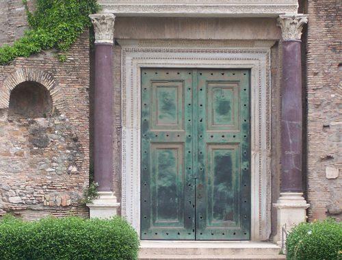 Świątynia Romulusa