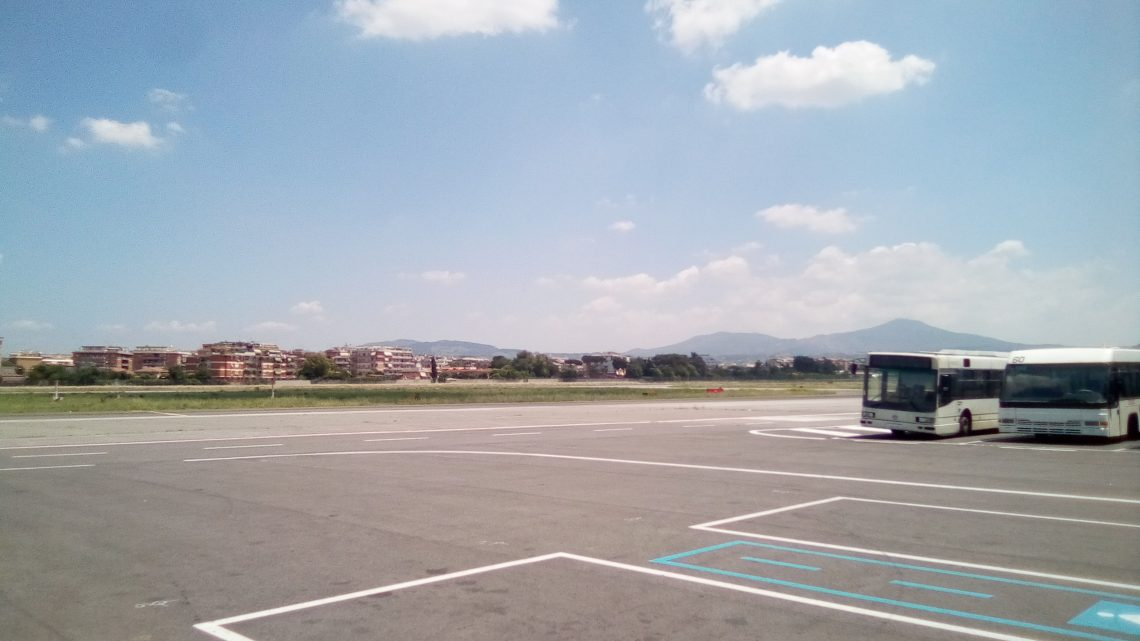 Lotnisko Ciampino