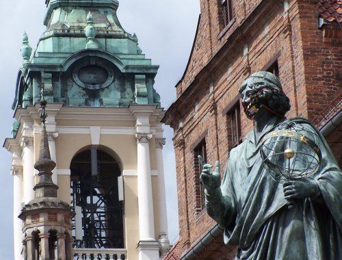 Pomnik Kopernika Toruń
