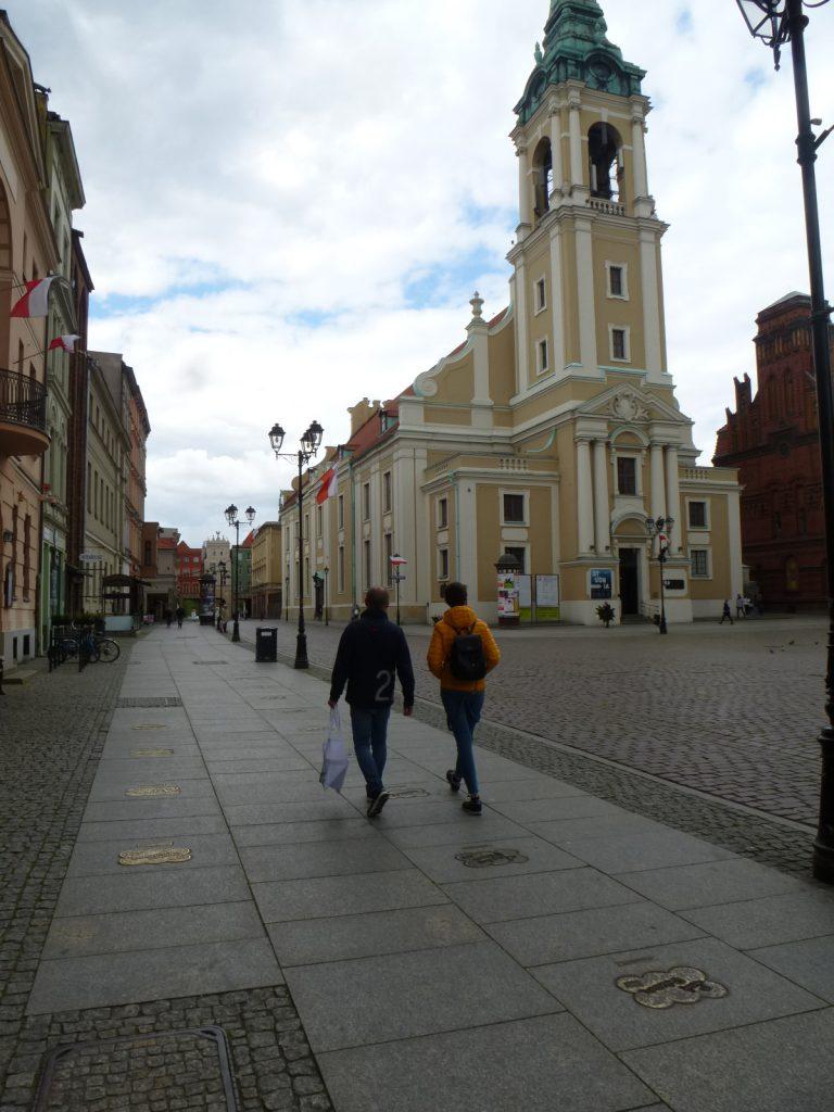 Kościół Ducha Św. Toruń