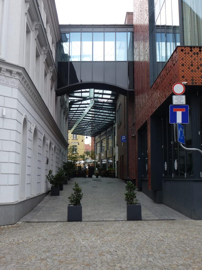 Jatki niedaleko Rynku w Bydgoszczy