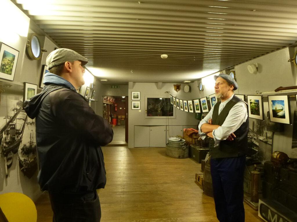 wizyta na Barce Lemara